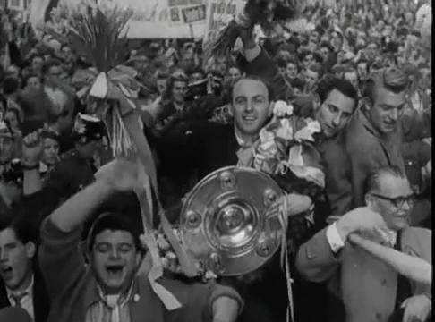 Von den Anfängen bis zur letzten Meisterschaft 1958