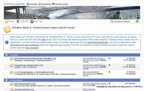 Schalke Block 5