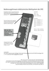 Televotingsystem namens IVS. SPD und auch die deutschen Grünen verwenden ein Televotingsystem namens IVS – das Kürzel steht für »Interactive Voting System«