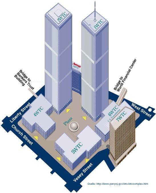 World Trade Center Lucky Larry S Best Deal Ever 9 11 Derblauweisse