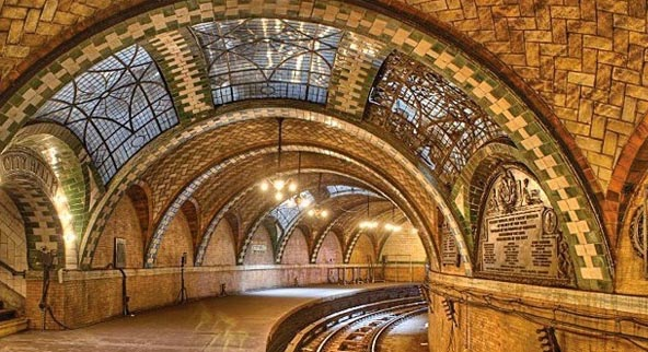 Closed since 1945, Station New York City