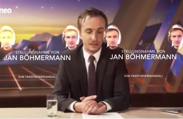 Böhmermann Varoufakis fake 17.03.2015