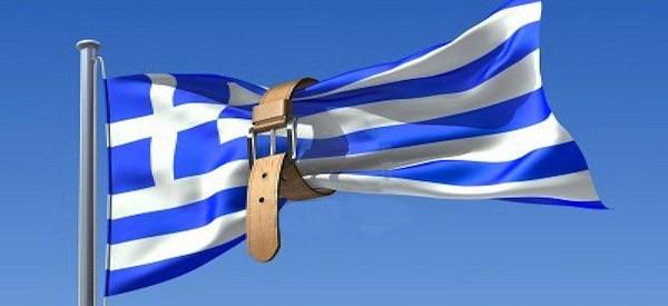 The Greece Crisis - Die Griechenlandkrise  Das Haus Europa bröckelt - wie Angela Merkel Griechenland den Banken opfert!