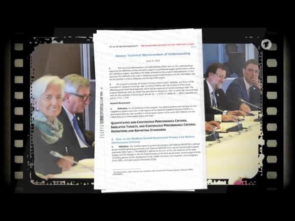 VS-Nur für den Dienstgebrauch: Das Angebot der EU an die griechische Regierung.