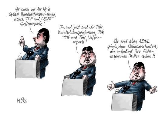 Wahlversprechen in der deutschen Politik haben keinen Wert! Warum also sollten wir diesen Politikern noch zuhören, geschweige denn Vertrauen?