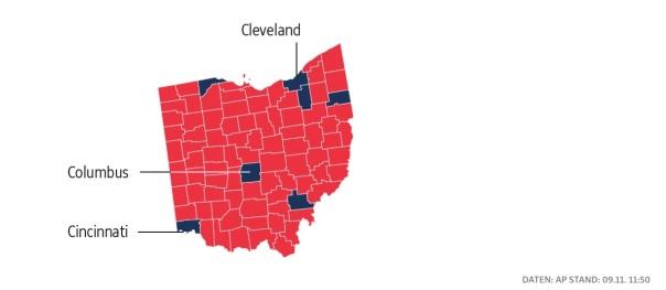 US Präsidentschaftswahlen 2016