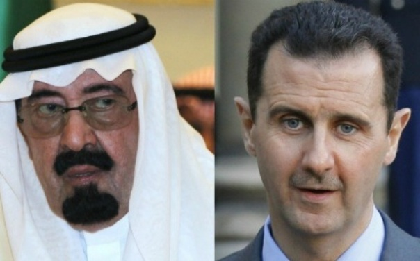 Syria - Saudi Arabia